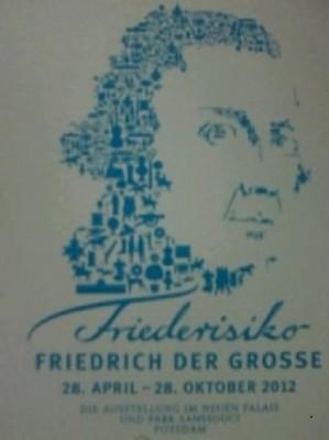 Postkarte Alte Fritz