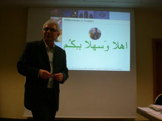 Medien-Arabisch : Arabisch lernen