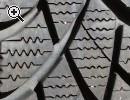 4 Winterreifen auf Stahlfelgen für B-Kl. - Vorschaubild 2