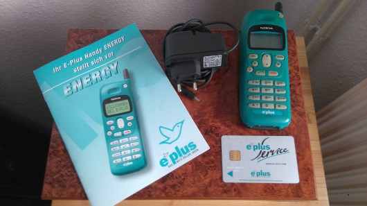 Sammler Nokia v.1998
