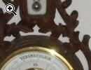 Rarität Altes Aneroid-Barometer - Vorschaubild 1