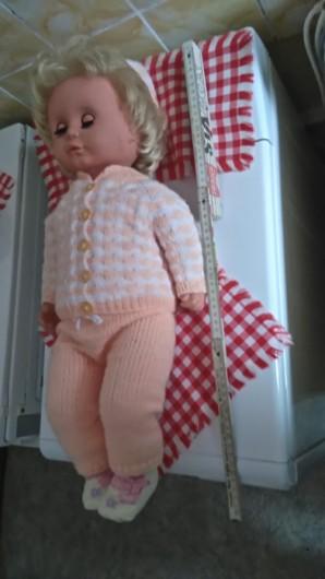 Konvolut DDR-Puppen