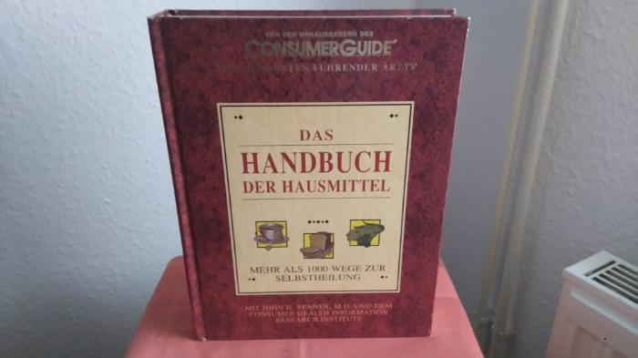 Handbuch der Hausmittel