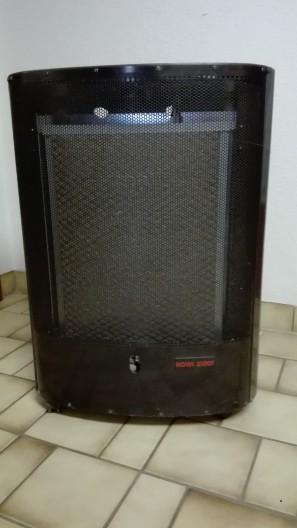 Gaskatalyt-Raumheizer 3100T