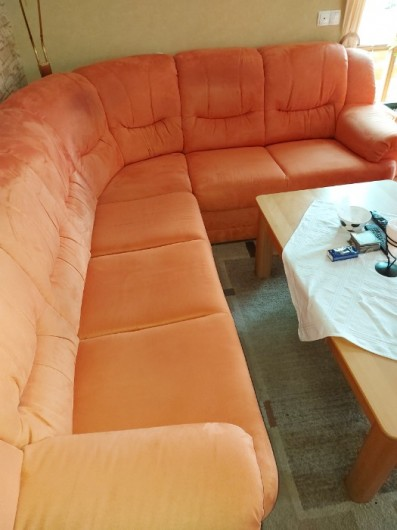 Couch mit Sessel